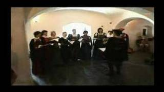 Video Cantio antiqua Praha: Live at Dobrichovice chateau 2007