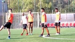 primo-allenamento-della-salernitana-2017-18
