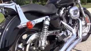 10. Used 2012 Harley Davidson Sportster 1200 Custom Motorcycles for sale