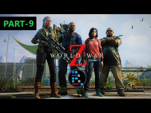 WORLD WAR Z EPISODE 4: TOKYO | CHAPTER 3 CRUISE CONTROL, SO MANY ZOMBIES ON THE CRUISE