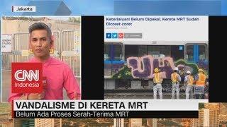 Video Keterlaluan! Belum Dipakai, kereta MRT Sudah Dicorat-Coret MP3, 3GP, MP4, WEBM, AVI, FLV September 2018