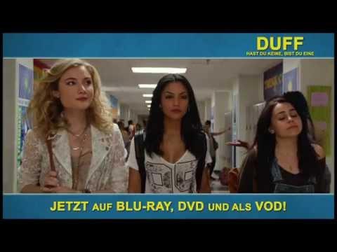 DVD-Tipp: DUFF - HAST DU KEINE, BIST DU EINE