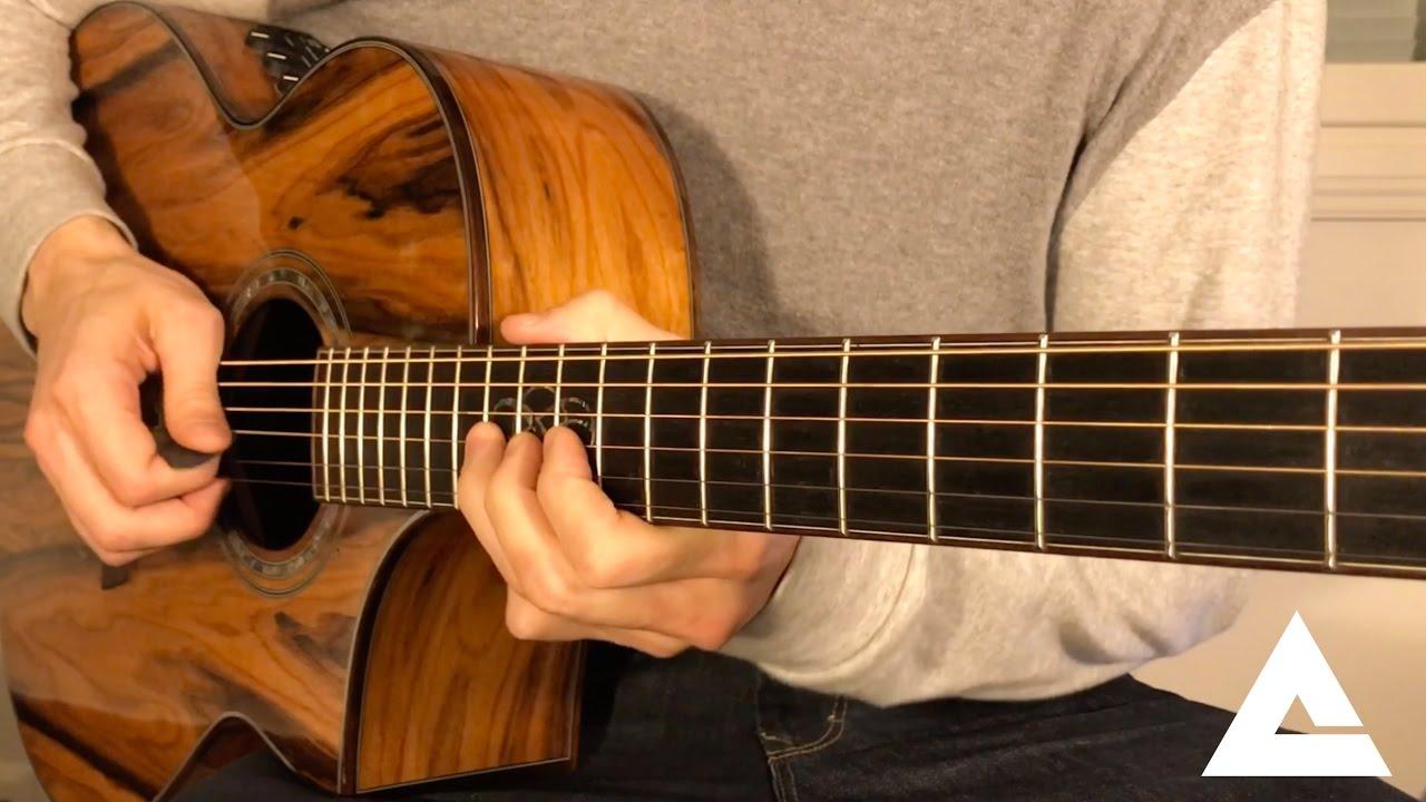 Civil War Solo – Guns 'N Roses – Acoustic Guitar Cover