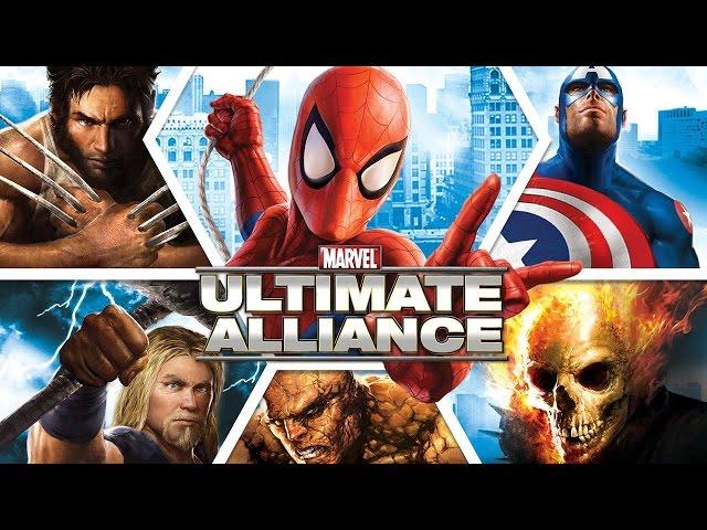 Видео к игре Marvel Ultimate Alliance Bundle