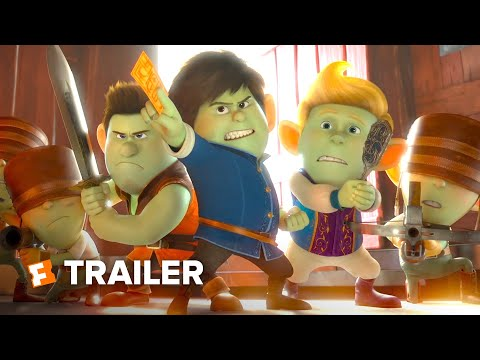 Red Shoes and the Seven Dwarfs Exclusive Trailer #1 (2020) | Fandango Family