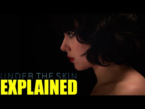 Under the Skin EXPLAINED – Movie Review (SPOILERS)