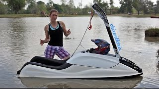 5. ChixSki: How to Ride a Stand Up Jet Ski - The Basics