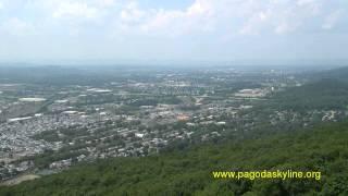 Wm Penn Memorial Fire Tower Camera 2 Timelapse June 18