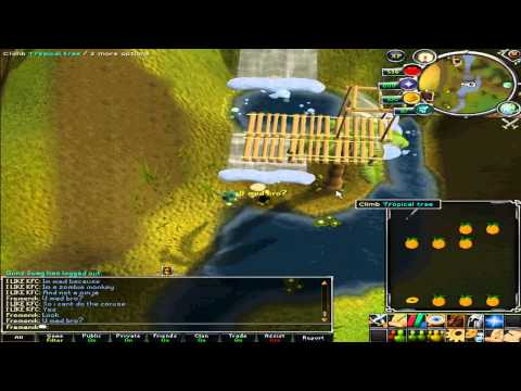 RuneScape U Mad Bro ? – Funny Kid At Ape Atoll With Commentary