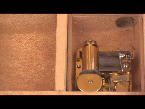 Как сделать механизм для музыкальной шкатулки своими руками