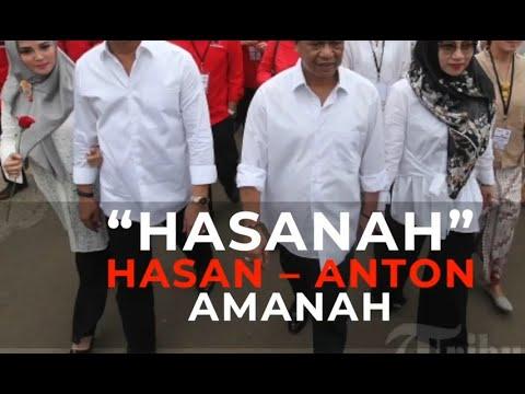"""""""HASANAH"""" - Hasan & Anton Amanah"""