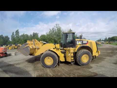 CATERPILLAR WHEEL LOADERS/INTEGRATED TOOLCARRIERS 980K equipment video ny_sTsQKFqs
