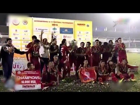 Tin Thể Thao 24h Hôm Nay (21h - 31/3): Hạ U19 của Nhật Bản, U19 Việt Nam Vô Địch Tuyệt Đối - Thời lượng: 7:17.