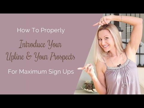 Network Marketing Tips How To Properly Edify Your Leader During A 3 Way Call For Maximum Sign Ups (видео)