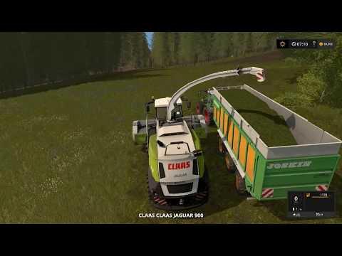 Farming simulator 17 Timelapse $1Billion farming only challenge ep#31