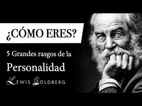 ¿CÓMO ERES? - Psicología de los 5 GRANDES RASGOS de la PERSONALIDAD (Lewis Goldberg)