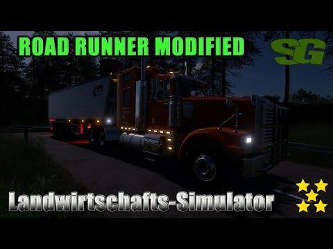 Road Runner Modified v1.0.0.0