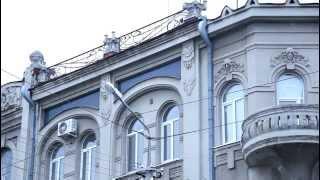 Архитектура модерн в Саратове