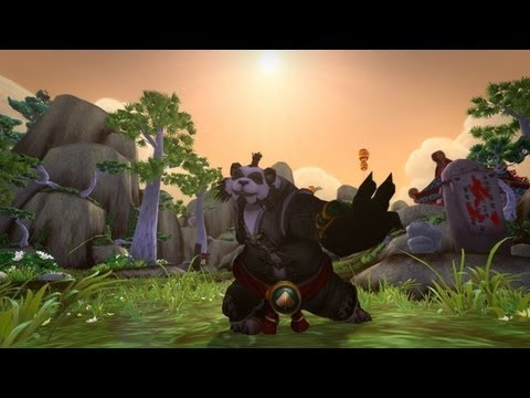 Mists of Pandaria Trailer