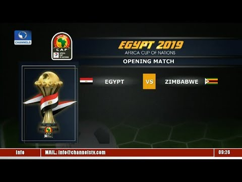 18th African Cup Of Nations Kicks-Off In Egypt