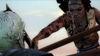 The Walking Dead: Michonne - A Telltale Miniseries Trailer