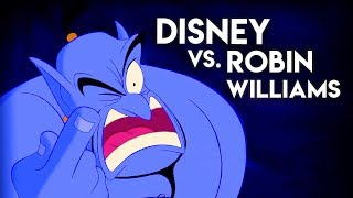 Video How Aladdin Changed Animation (by Screwing Over Robin Williams) MP3, 3GP, MP4, WEBM, AVI, FLV Mei 2019