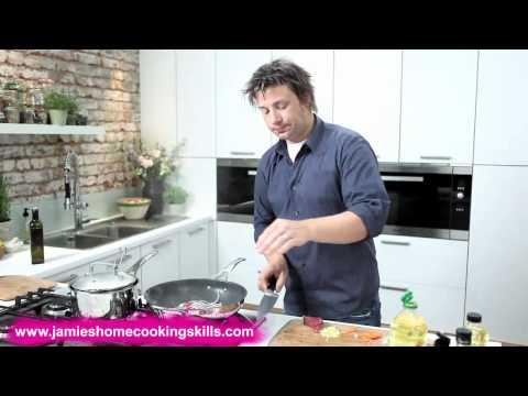 Jamie Oliver's stir-frying tips