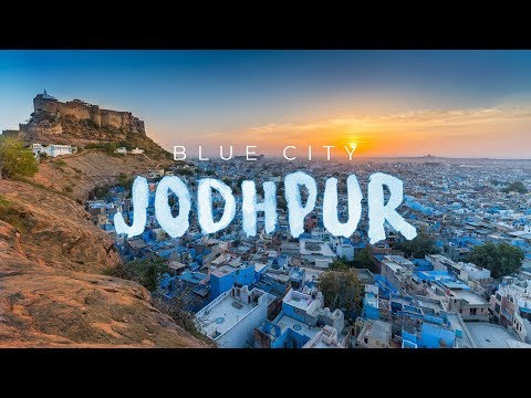 JODHPUR | BLUE CITY | Rajasthan Travel Vlog Part 5 | Wayfarerbros