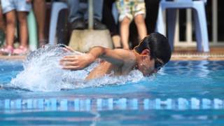 ALIS 2014-2015 Swimming Tournament - Elementary