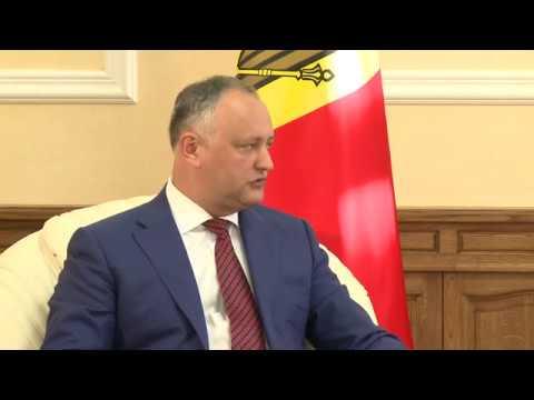 Președintele Igor Dodon a avut o întrevedere cu Preşedintele Republicii Belarus, Aleksandr Lukaşenko