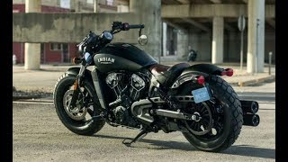 5. Indian Scout Bobber Full Test