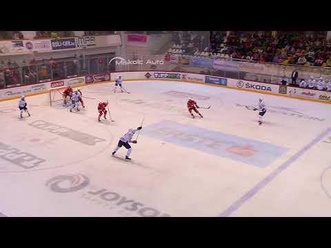 12. forduló DVTK Jegesmedvék - HK Nitra 1-3
