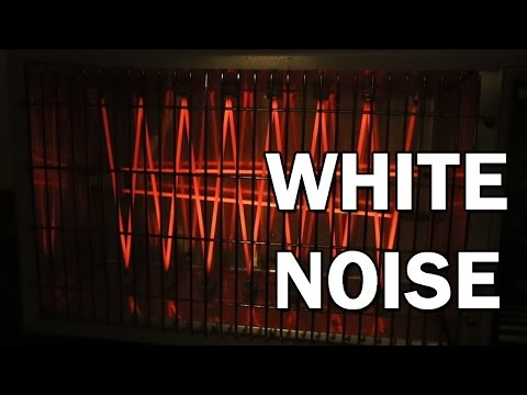 Electric Space Heater 9 Hours ASMR Sleep Aid