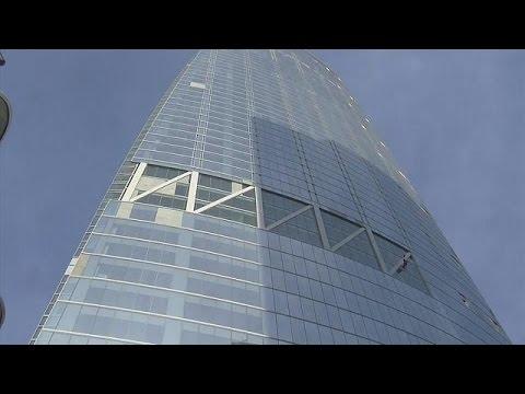 Λος Άντζελες: Ο νέος ουρανοξύστης που αντέχει μεγάλους σεισμούς