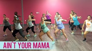Video Jennifer Lopez - Ain't Your Mama (Dance Fitness with Jessica) MP3, 3GP, MP4, WEBM, AVI, FLV November 2018