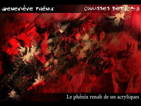 Thumbnail COULISSES BETA vers. 3.0 épisode 08 Geneviève Phénix