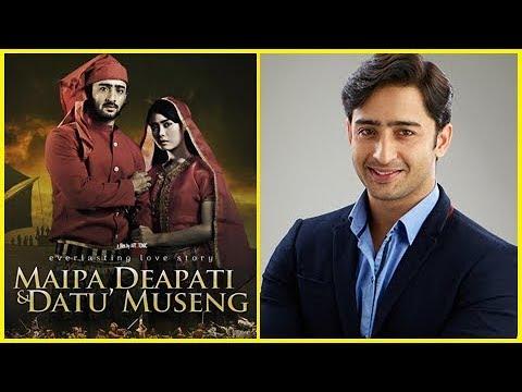 Shaheer Sheikh Second INDONESIAN Film Poster REVEA
