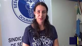 aina Guirardi fala sobre a doação do IR ao Fundo Municipal dos Direitos da Criança e do Adolescente