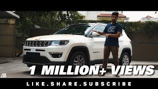 Video Top 6 reasons to buy The Jeep Compass | Price in India | Auto Encyclo MP3, 3GP, MP4, WEBM, AVI, FLV Juni 2018