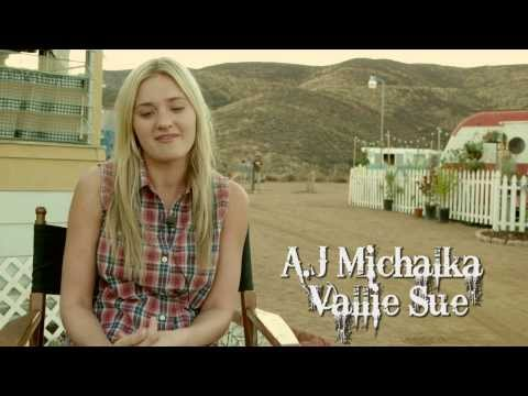 Interview With AJ Michalka On Angels In Stardust