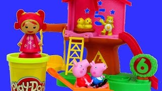 Video TEAM UMIZOOMI Mighty Matching Treehouse Play-Doh Learn Numbers Shapes MP3, 3GP, MP4, WEBM, AVI, FLV Mei 2017