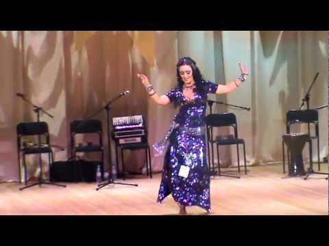 ANNA BORISOVA - Ya Beledi Ya Wad 2012