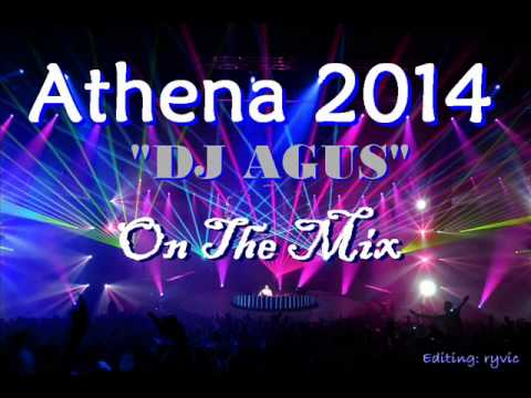 NEW House Music Nonstop 2014 – DJ AGUS Live Athena Hyper Discotheque