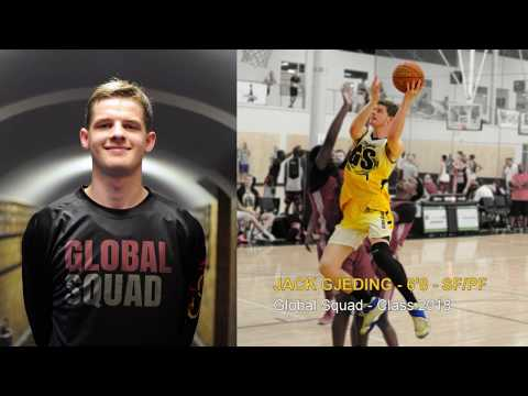 Jack Gjeding | 6'8 - SF/PF | Global Squad 2017