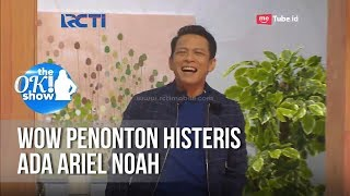 Video THE OK SHOW - Detik Detik Kedatangan Ariel NOAH Di THE OK! SHOW [8 Januari 2019] MP3, 3GP, MP4, WEBM, AVI, FLV April 2019