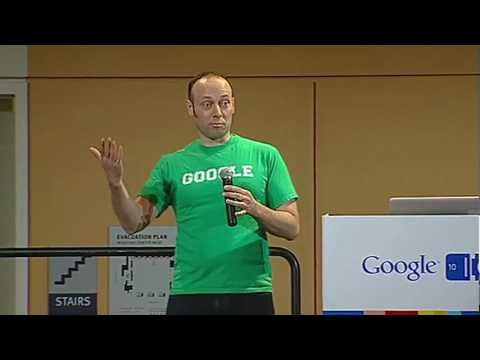 api - Google I/O 2010 - How Google builds APIs Google APIs 201 Zach Maier, Joseph Schorr, Mark Stahl Dive into the API development process at Google, and discover ...