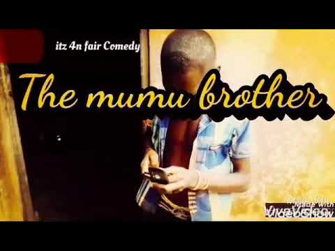 The mumu brother #kastropee#thespian Nozy#funny comedy