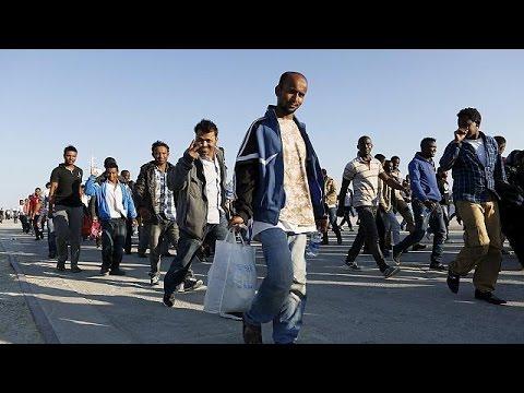 Ιταλία: Αλλεπάλληλες επιχειρήσεις διάσωσης μεταναστών