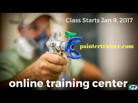 Paintertrainer.com Online Training Center for PaintersPaintertrainer.com Online Training Center for Painters<media:title />