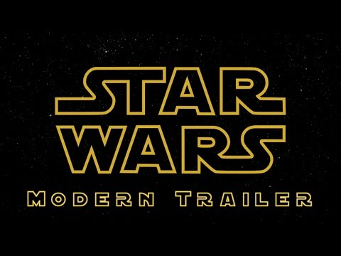 A Modernized Trailer for the Original Star Wars